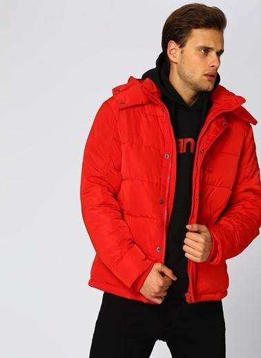 Lee&Wrangler Ceket Kırmızı